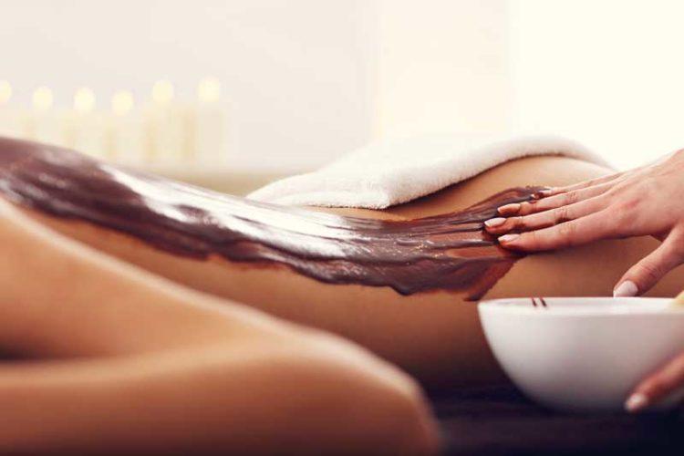Σοκολατοθεραπεία-μασάζ